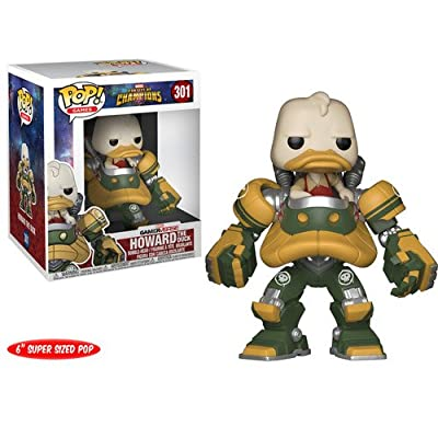 Funko Pop! Games: Marvel - Contest of Champions - Howard The Duck Collectible Figure: Funko Pop! Games:: Toys & Games