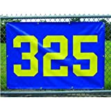 Outfield Distance Marker (56 in. W x 38 in. H (6 lbs. ))