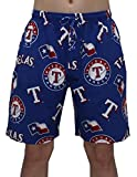 TEX Rangers Mens Cotton Sleepwear / Pajama Shorts