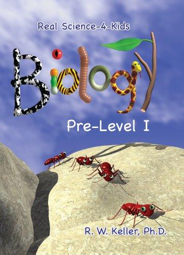 Biology, Pre-Level 1 (Real Science-4-Kids)