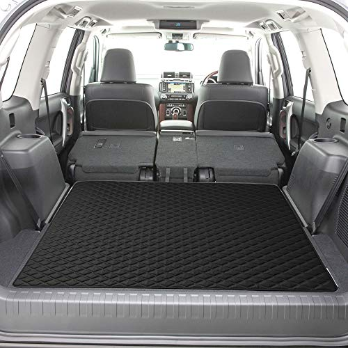 FH Group F16501 Deluxe Heavy-Duty Faux Leather Multi-Purpose Cargo Liner, Diamond, 46