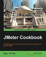 JMeter Cookbook Front Cover