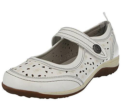 White White Escarpins 033 Footwear Foster Femme Fille Foster 033 Foster Femme Fille Escarpins Footwear 4f77wdq