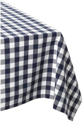 DII Machine Washable Tablecloth Nautical