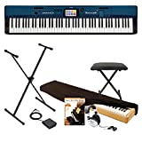 : Casio PX560BE 88-Key Digital Stage Piano, Keyboard Bench,Pedal with Stand and Dust Cover & Adult All-In-One Course: Lesson-Theory-Technic: Level 1