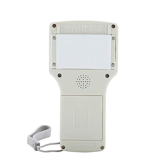Duplicador RFID, Inglés ID de RFID multifrecuencia/Lector de ...