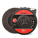 SI FANG 10Pack 4 inch Premium High Density Calcined