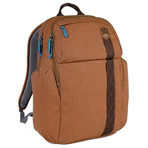 STM Kings Rucksack für Laptop & Tablet bis 38,1 cm Tornado Grey Desert Brown
