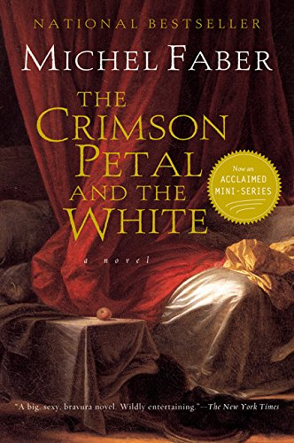 Victorian Petal - The Crimson Petal and the White