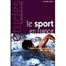 Le sport en France - Une approche politique, économique et sociale (n.5276/77)