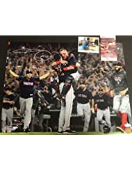 d6a84a81300ef Chris Sale Boston Red Sox Autographed Signed 2018 World Series 16x20 JSA  WITNESS COA