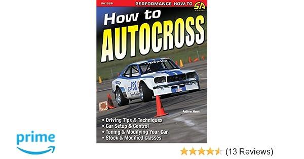 subaru autocross tips