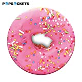 PopSockets: Collapsible Grip & Stand for Phones and Tablets - Pink Donut