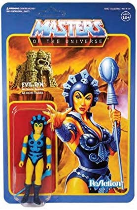 EVIL LYN Vintage Collection MOTU Masters of the universe figurine Super 7