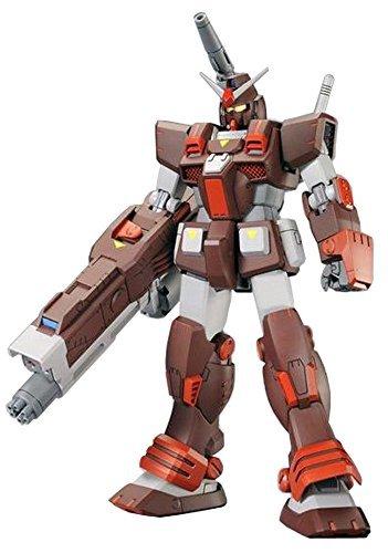 Bandai Hobby MG FA-78-2 Heavy Gundam Master Grade 1/100 Action Figure
