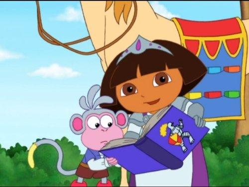 Dora's Royal Rescue (Castle Explorer)