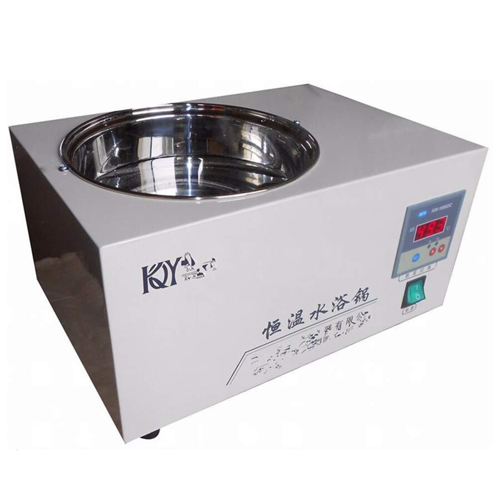 TOPCHANCES Digital Lab Thermostatic Water Bath Electric Heating 220V (5L Capacity)
