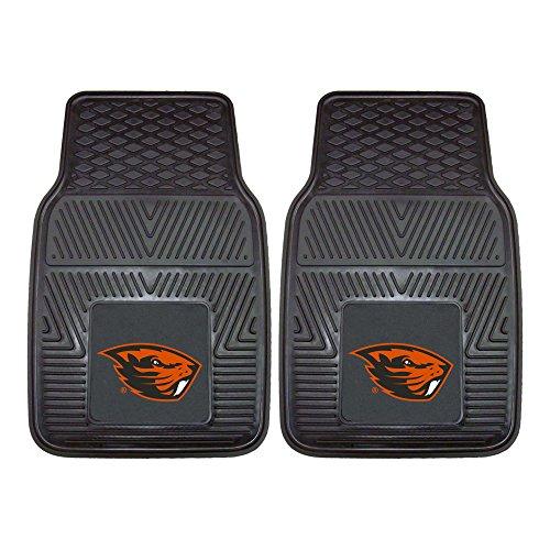 FANMATS NCAA Oregon State University Beavers Vinyl Heavy Duty Car Mat