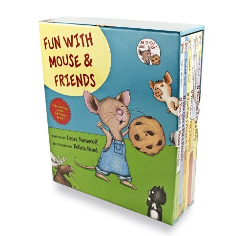 (Fun with Mouse and Friends (6 Book Set))