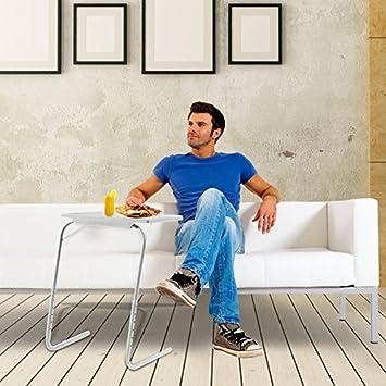 Amazonde Leichter Stabiler Couch Tisch Foldy Table Beistell Und