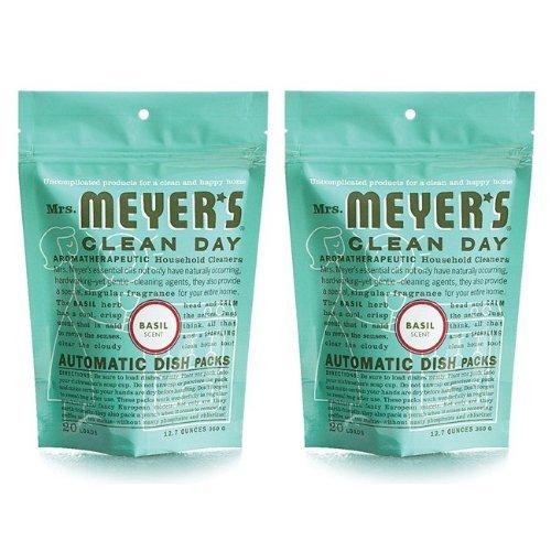 mrs meyers dishwashing packs - 2
