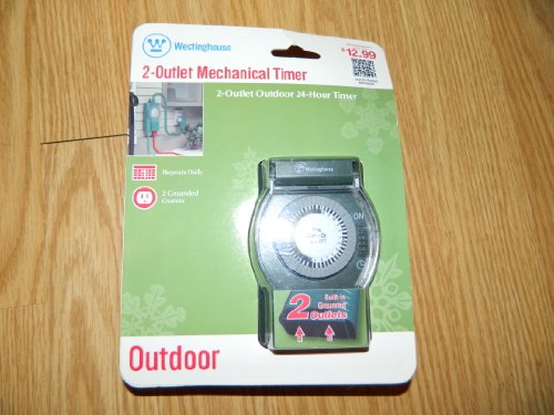 Westinghouse Outdoor Christmas Light Timer in US - 4