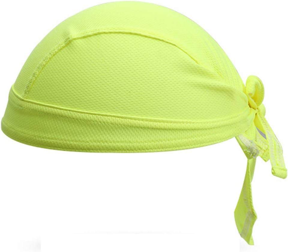 Sweat Wicking Berretto da ciclismo Chemo Cap teschio pirata cappello testa Wraps per uomini donne allaperto Bandana Caps