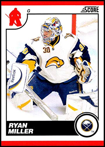 2010-11 Score #94 Ryan Miller NM-MT+ Buffalo Sabres Officially Licensed NHL Hockey Trading Card