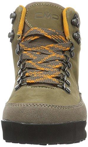 C.P.M. Heka WP, Chaussures de Trekking Et Randonn&Eacutee Femme Braun (Cacao Q701)