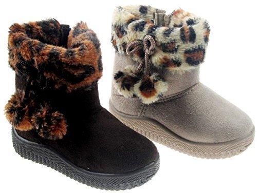 Soft Touch - Zapatos primeros pasos para niña Marrón - marrón