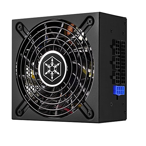 SilverStone Technology 500W SFX-L Form Factor 80 Plus Gold Full