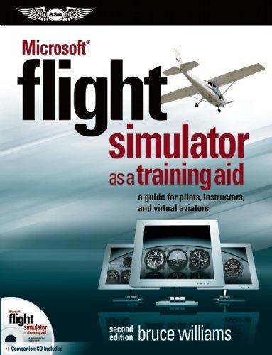 Picture of a Microsoft Flight Simulator as a 9781619540491