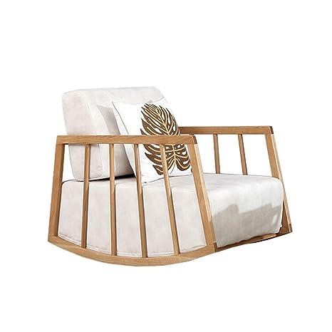 Rocking chair Health UK Sillón Mecedora Individual para Sofá ...