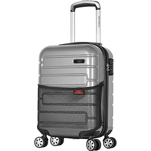 """Olympia USA Nema 18"""" Under the Seat Carry-On Spinner"""