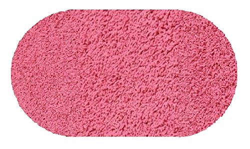 Dusty Pink Rose - 7'x10' OVAL Custom Carpet Area Rug