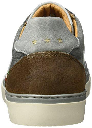 Pantofola dOro Herren Levigno Uomo Low Top Grau (Gray Violet)