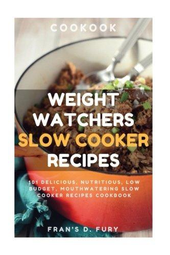 weight watchers slow cooker book - 1