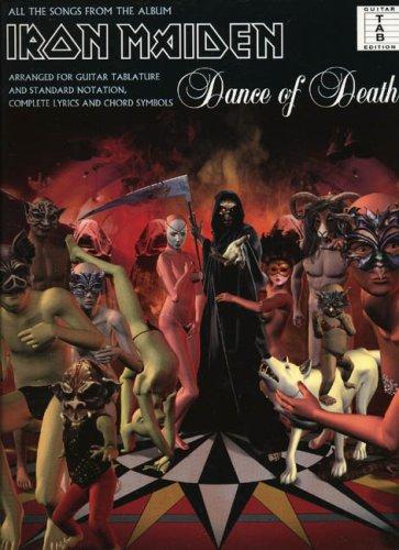 Iron Maiden Tab Book -