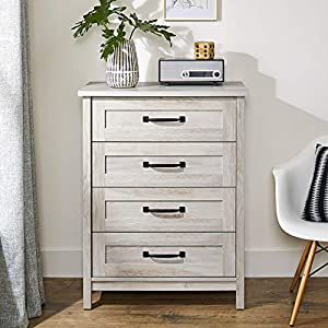 Better Homes & Gardens Modern Farmhouse 4-Drawer Ches