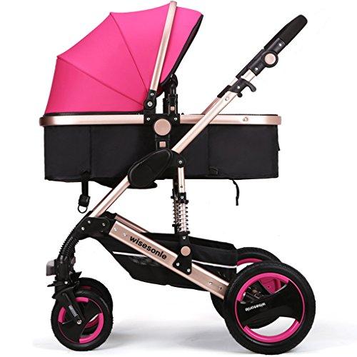 Baby Born Pushchair Stroller - 4