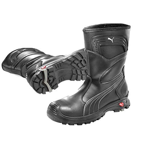 Puma 630440.40 Rigger Boot Black Bottes de sécurité  S3 WR CI HRO SRC Taille 40