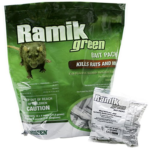 Ramik Neogen Green Nuggets Place Pack Pouch