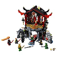 LEGO Ninjago Temple of Resurrection Deals