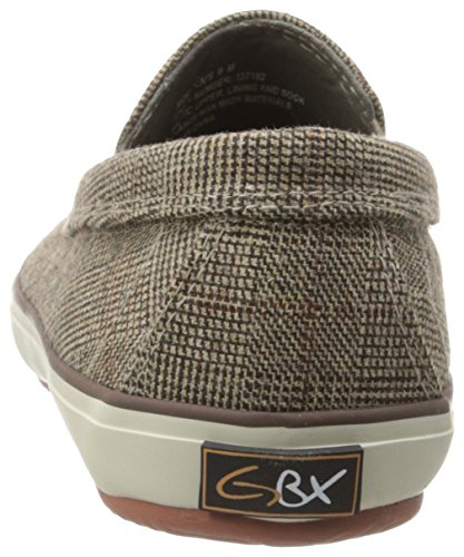Gbx Mens Grafton Mode Gymnastiksko Brun