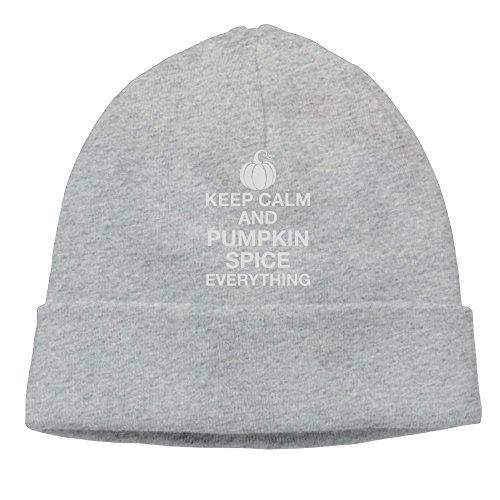 JIBA0DAB TeeStars - Keep Calm and Pumpkin Spice Youth Hat - Collection Barcelona Spice