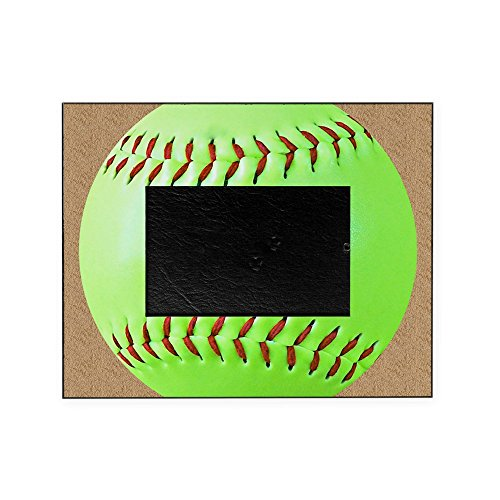 CafePress - Softball - Decorative 8x10 Picture Frame
