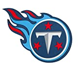 FanFave NFL Tennessee Titans 3D Foam Wall Sign