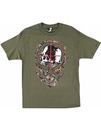 M455S18411MGN2X Unisex-Adult T-Shirt (Tee Mm Sight)(Green, XX-Large)