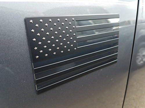 EyeCatcher Flag Emblem Decal Black product image