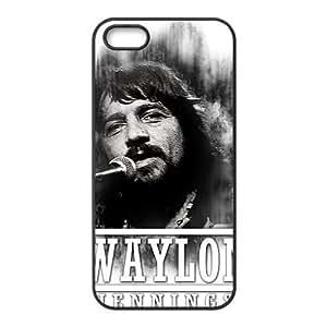 waylon jennings Phone Case for iPhone 5S Case